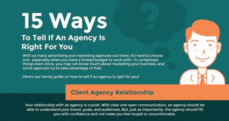 15 Ways To Tell If An Agency Is Right For You 1