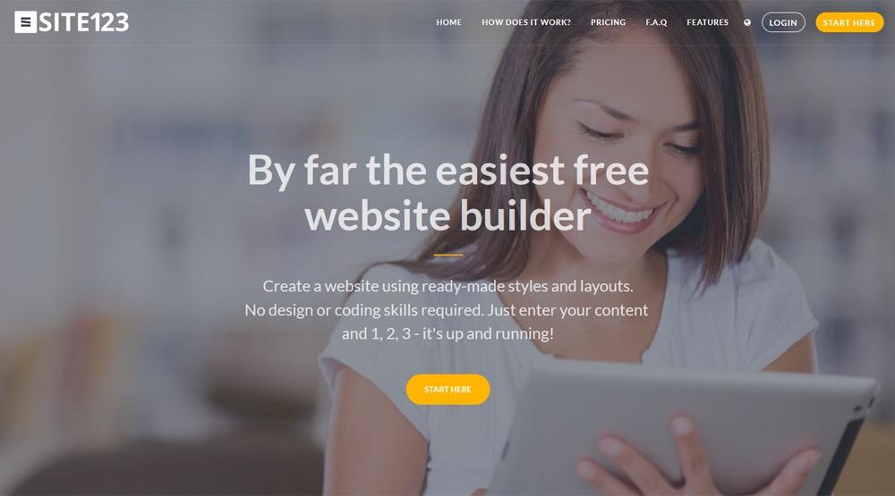 The Easiest Website Builder Software For Beginners 5
