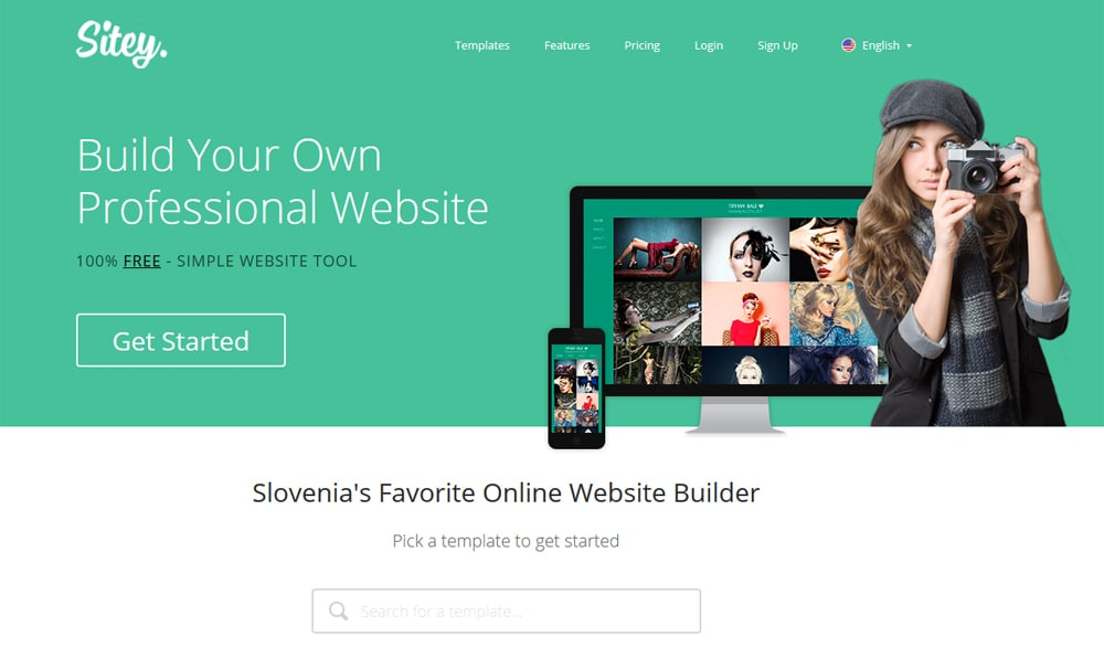 The Easiest Website Builder Software For Beginners 9