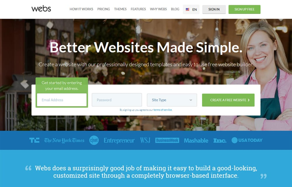 The Easiest Website Builder Software For Beginners 7