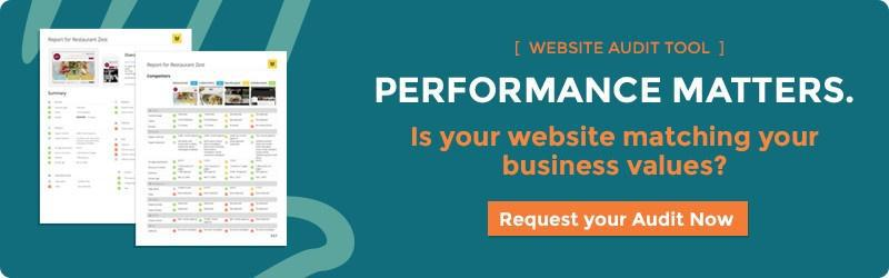 Request Your Free Website Audit Today