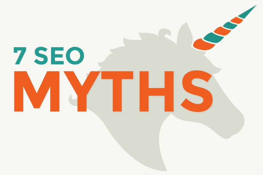 7 SEO Myths