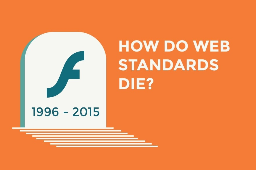 The Lesson of Flash - How Do Web Standards Die?