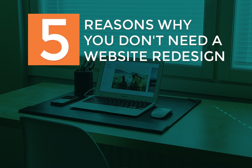 website redesign cost