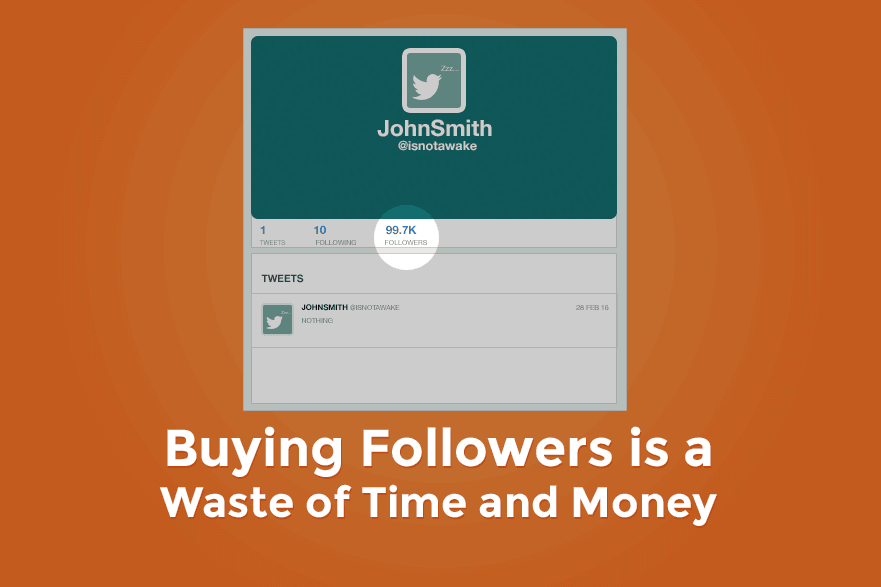 Why Buying Twitter Followers Doesn'T Work 1