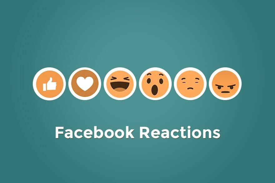 Facebook Reactions &Amp; Marketing: Jackpot! 1