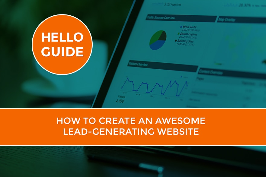 lead generating website