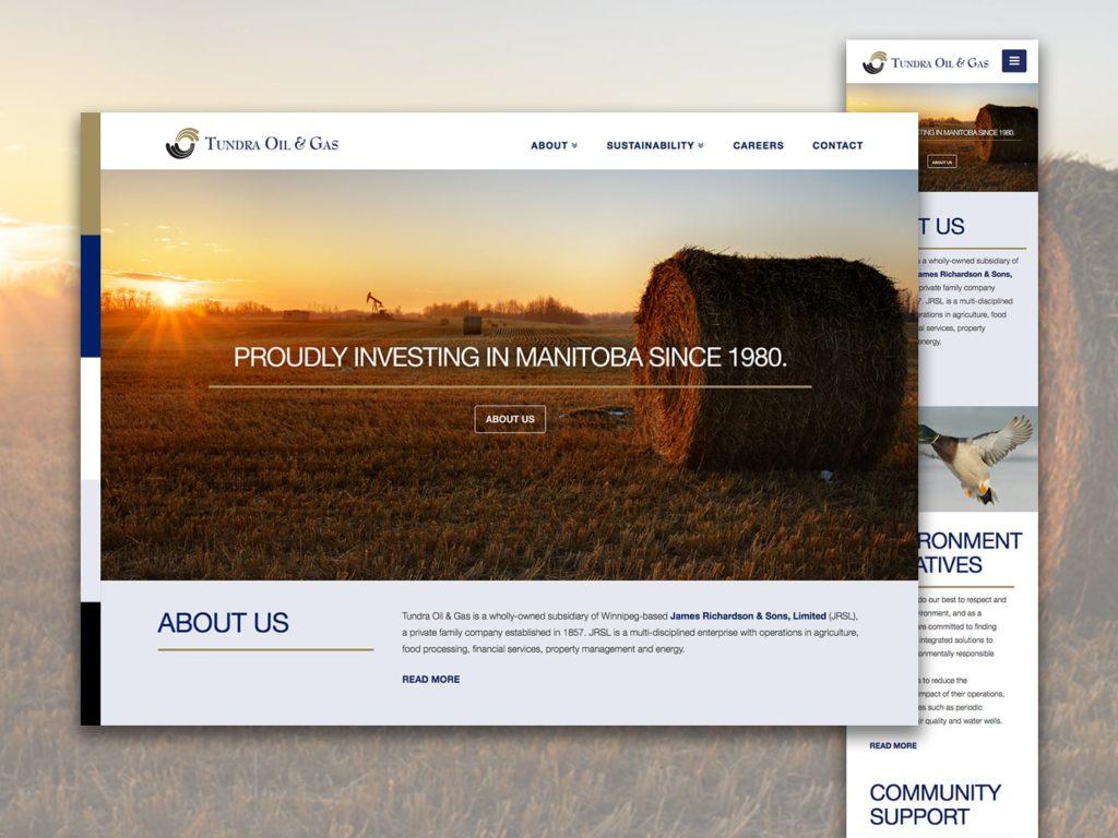 Tundra Oil & Gas Website Photo