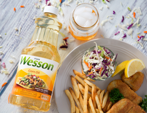 Wesson Oil 1